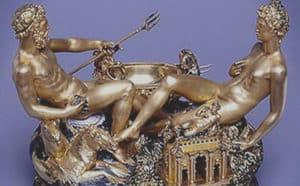 El Salero de Francisco I de Francia robo