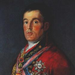 El duque de Wellington robo