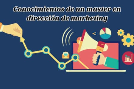 master en direccion de marketing
