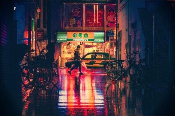 calle de japon