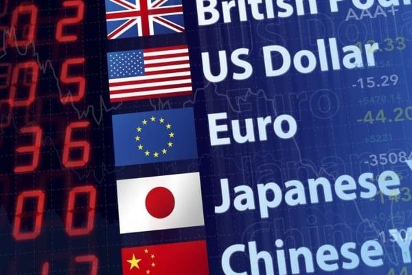 divisas diferentes