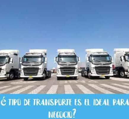 que tipo de transporte elegir para tu negocio